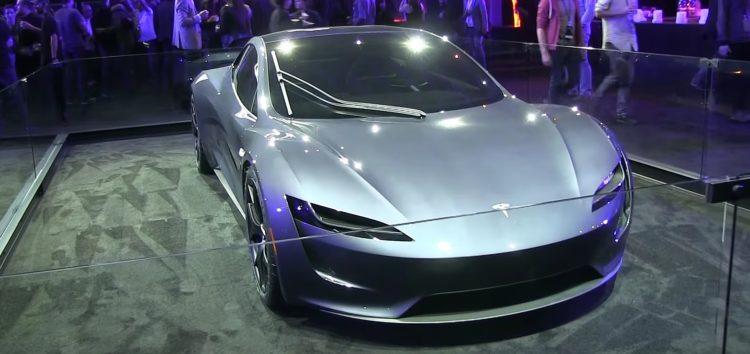Tesla запатентувала електромагнітні склоочисники
