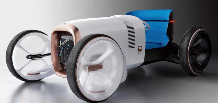 Новий ретро-концепт від Mercedes