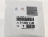 Поддельные автозапчасти: фильтр маслянный Citroen/Peugeot 1109 CK