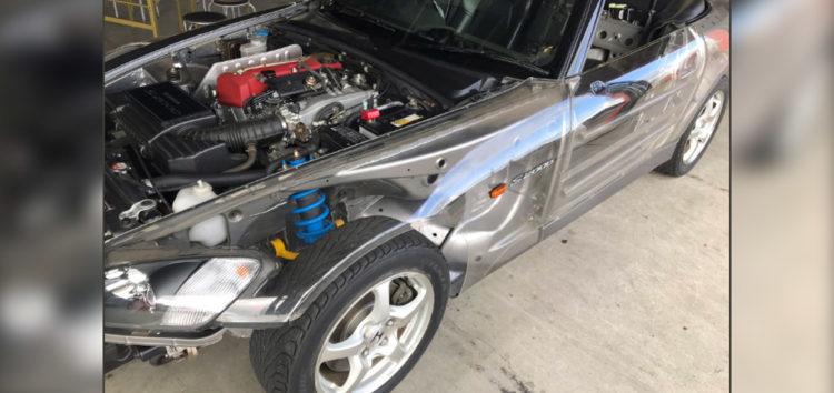 Прозора Honda S2000: знову на дорозі