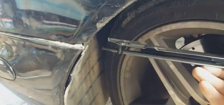 Заміна кронштейну бампера MERCEDES A 220 880 12 14 на Merсedes S 220 (відео)