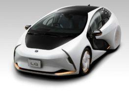 Toyota презентує електромобіль майбутнього