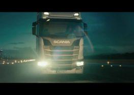 Scania фантазує про летючі вантажівки (відео)