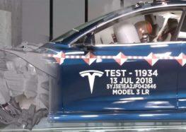 Tesla показала як проводить краш-тести
