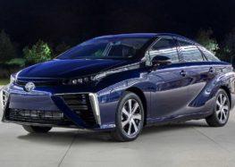 Toyota випустить новий Mirai на водні