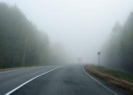Як їздити в туман