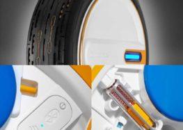 Continental показала шини, що підкачуються самі