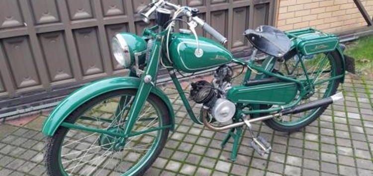 Історія мотоцикла «Киянин»