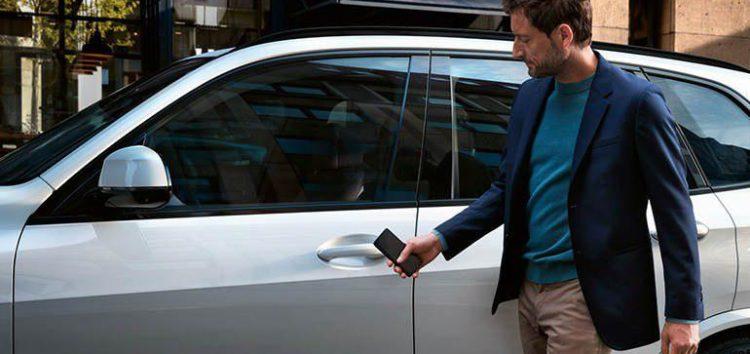 BMW відкриються навіть від розрядженого смартфона