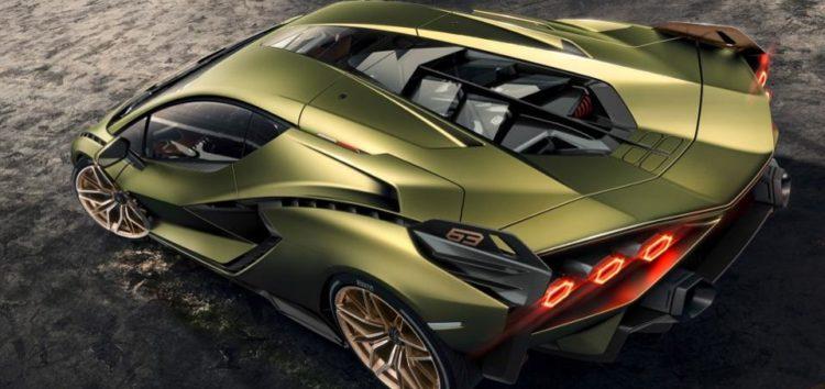 Lamborghini створила нові суперконденсатори
