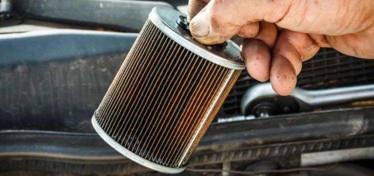 Чому мотор «слабшає» через фільтри