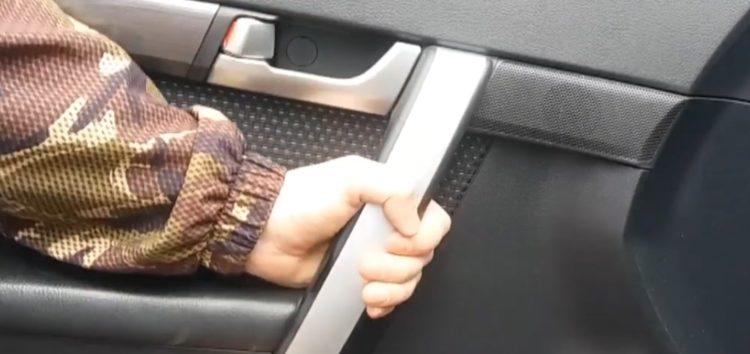 Заміна накладки ручки дверей GENERAL MOTORS 95299509 на Сhevrolet Captiva (відео)