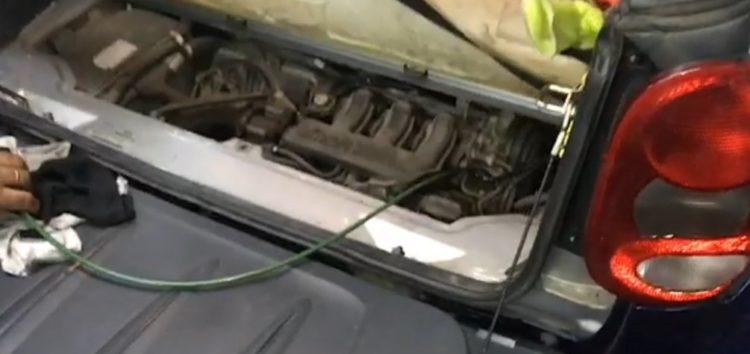 Заміна фільтра масляного WIX WL7239 на Smart For Two Cabrio (відео)