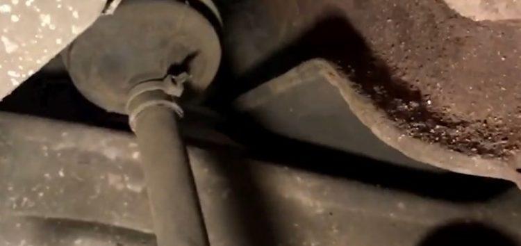 Заміна рульової тяги (правої) GKN Spidan 46374 на VW Golf 3 (відео)