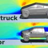 Яка аеродинаміка в Tesla Cybertruck? (відео)