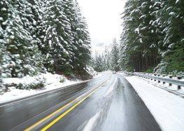 Правила на зимовій дорозі