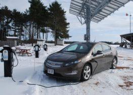 Що робити з електрокаром взимку?