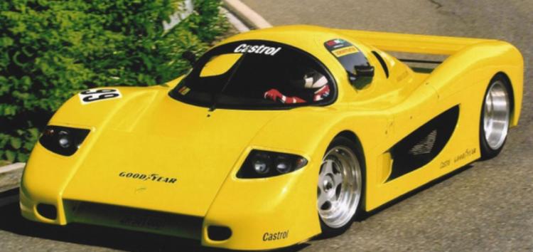 Суперкари, про які ніхто не чув: Leblanc Caroline GTR '99