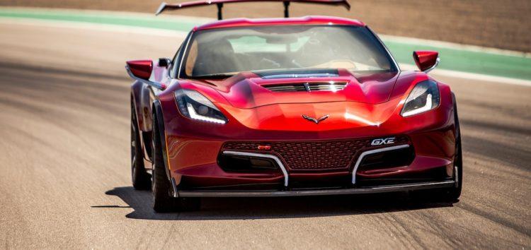 Електро-Corvette швидкістю 340 км / год