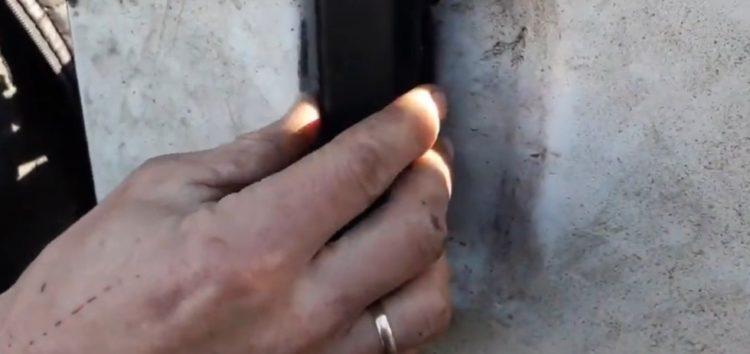 Заміна ручки дверей Dp group BP 1923 на Ford Transit (відео)