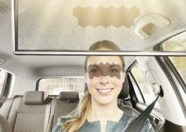 Bosch пропонує сонячний піддашок з LCD-панелі