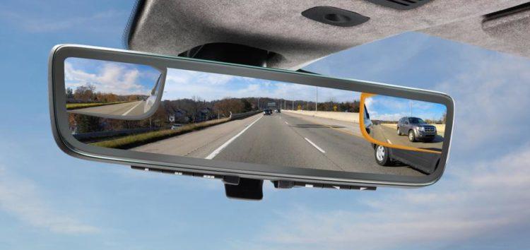 Aston Martin презентував гібридне дзеркало