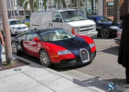 Вартість володіння Bugatti Veyron