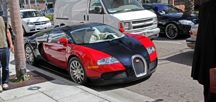Стоимость владения Bugatti Veyron
