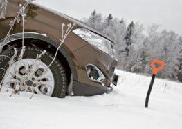 Що повинно бути в машині взимку