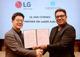 LG создаст свой авто-помощник