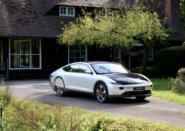 Lightyear One – сонячний електрокар