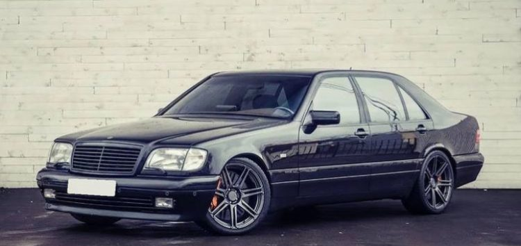 Brabus 7,3 S – найшвидший W140