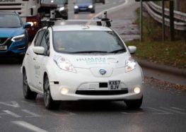 Nissan Leaf проїхав 370 кілометрів на автопілоті