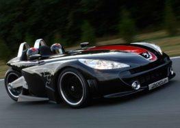Триколісні автомобілі: Peugeot 20cup