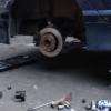 Заміна гальмівних колодок Starline BD S243 на Honda Civic (відео)
