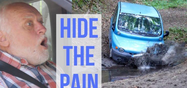 """Як Гарольд, """"ховаючий біль"""", продавав Fiat Multipla (відео)"""