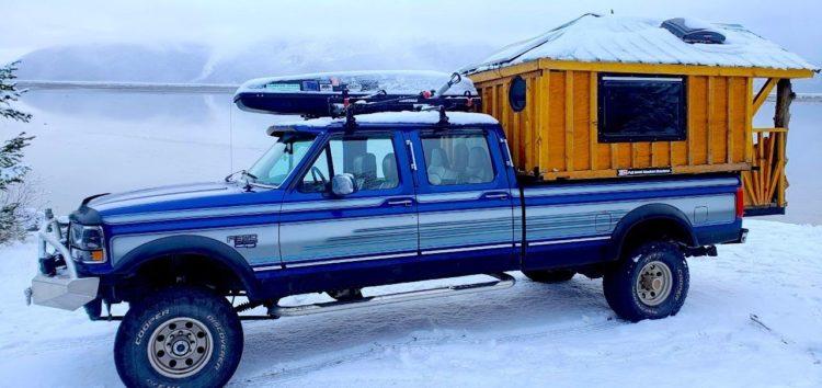 Ford F-350: будиночок на колесах