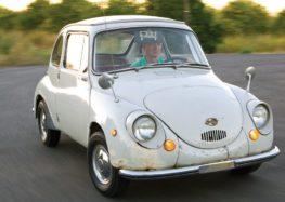 Перший Subaru: модель 360