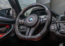 BMW заново винайшла кермо