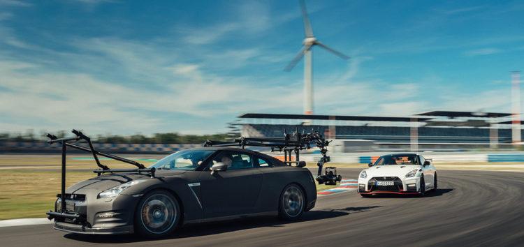 Як зняти на камеру Nissan GT-R Nismo (відео)