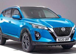 Перші знімки нового Nissan Qashqai – що відомо
