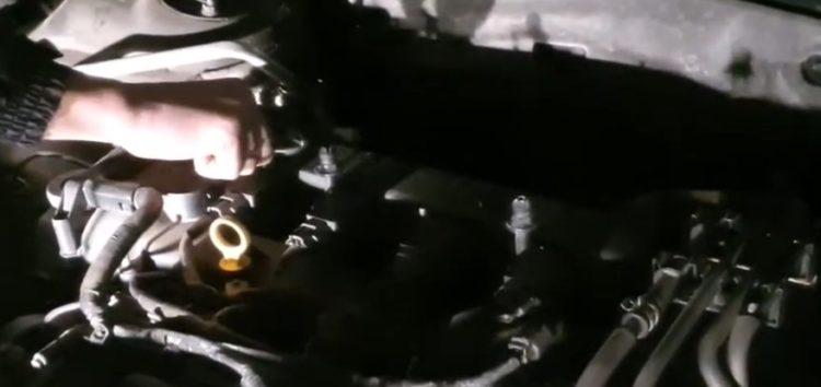 Заміна свічок запалювання NGK Laser Iridium ITR6F13 4477 на Mazda 6 (відео)