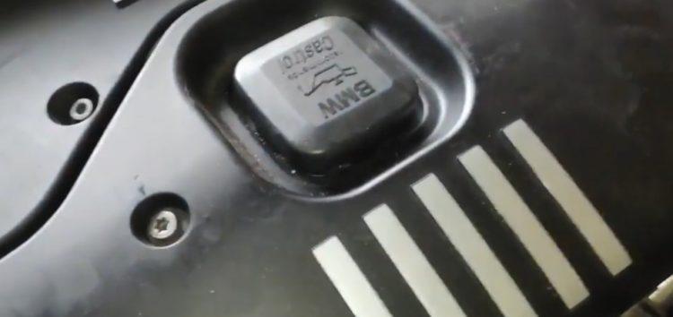 Заміна оливи моторної Aral 1529F9 на BMW 320e (відео)