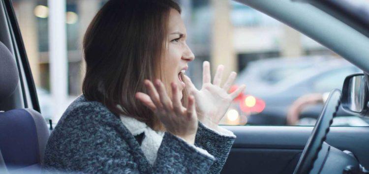 Жінки-водії більш агресивні