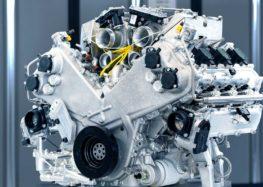 Aston Martin вперше за 50 років зробив мотор
