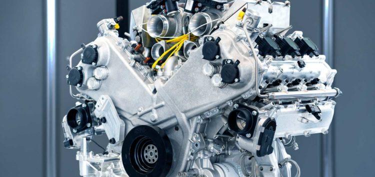 Aston Martin впервые за 50 лет сделал мотор