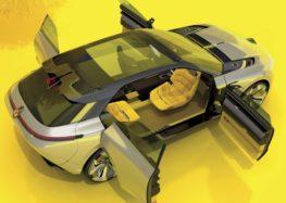Renault показав Morphoz, що розширюється