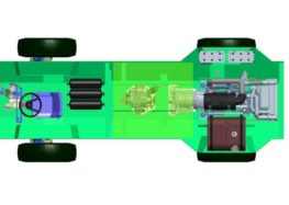 КрАЗ розробив нову платформу для бронетехніки