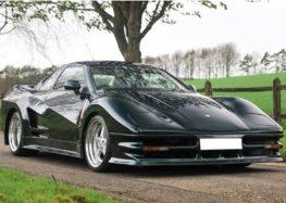 Lister Storm – суперкар з мотором Jaguar