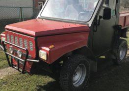 Машина для полювання за $4200